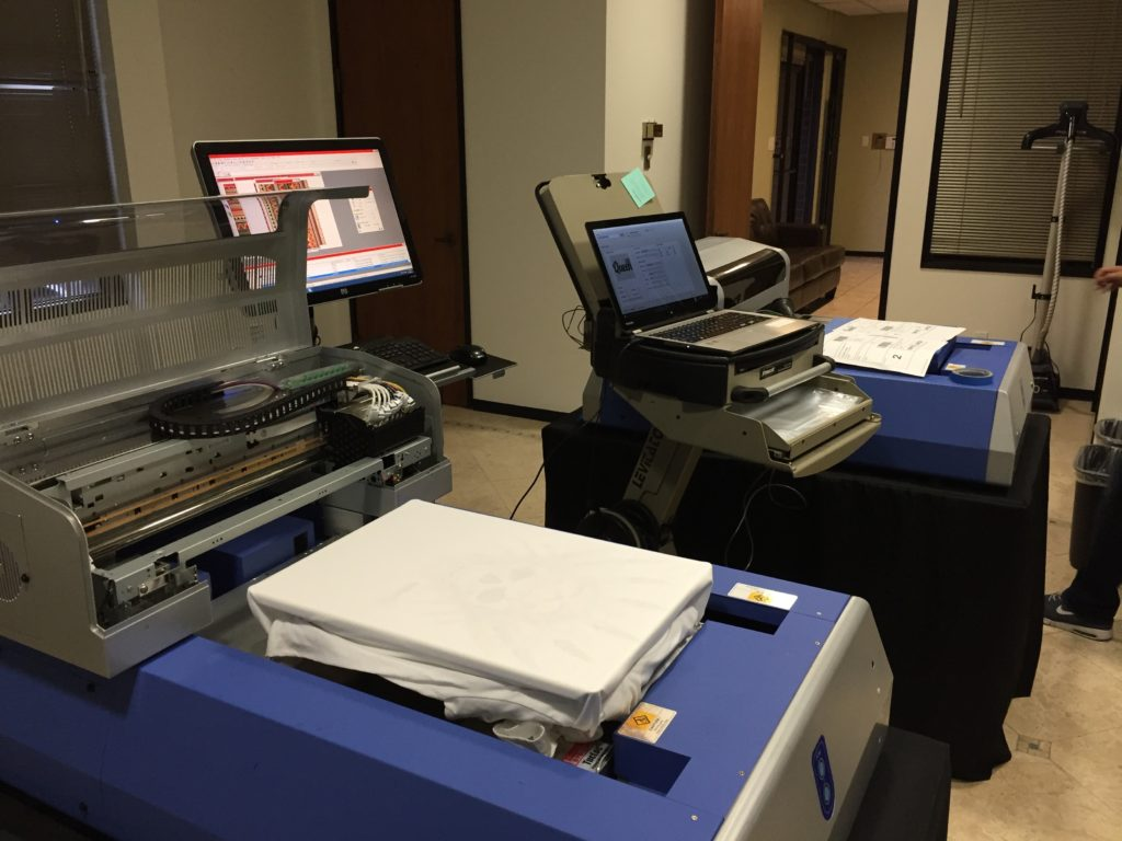 Working at OmniPrint