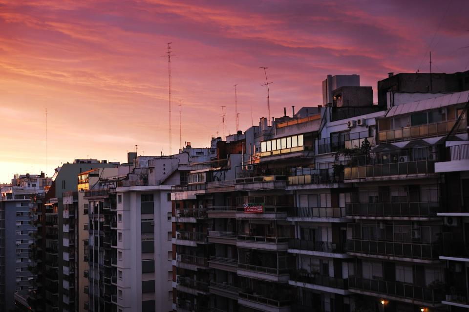 buildings in Buenos Aires photo